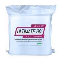 Polyester Cleanroom Wipes  9x9  150 Bag ULT60 99