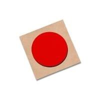 3M 4646  0 75   Circles 5 pack 5 4646 3 4