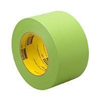 3M 233  3mm x 55m Green Masking Tape 3M 233  3mm x 55m