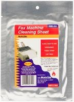 Fax Machine Cleaning Sheet  4 pk 8015 4PK