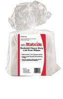 Heavy Duty Lint Free Wipes White 12 x13 LF50