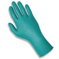 Nitrile Gloves  Powdered  Green  XL 5mil 92 500 10