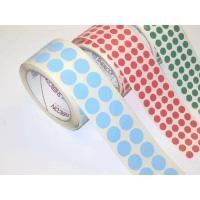 Paper Marking Discs  Blue   1 8 CB4011M