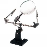 Clamp with Magnifier 26000