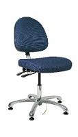 Deluxe ESD Chair w Tilt   15 5    21 9051M E