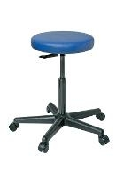 Vinyl Backless Stool   19 5    27 3300 V