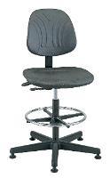 Polyurethane Chair w Tilt   19 5  26 5 7301D