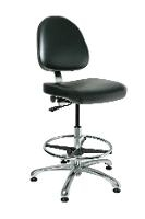 Deluxe Cleanroom Chair   21 5    31 5 9550MC4