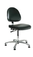 Deluxe Cleanroom Chair  15 5  21 9050MC1