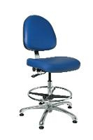 Deluxe Cleanroom Chair   19  26 5 9350MC1