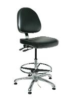 Deluxe ESD Chair w Tilt   21 5    31 5 9551ME3
