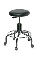 Vinyl Backless Stool   19    24 3200 V