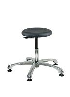 Backless Cleanroom Stool   14 5    19 5 3050C1P