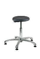 Backless Cleanroom Stool   17 5    25 3350C1P