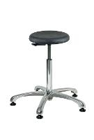 Backless Cleanroom Stool   20 5    30 5 3550C1P