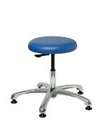 Backless Cleanroom Stool   15 5    20 5 3050C1V