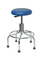 Backless Cleanroom Stool   24    29 3610C1V
