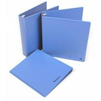 Blue 1  ESD Safe Binder B7401 Blue