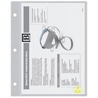 ESD Sheet Protectors   11  x 17   6 mil B7417