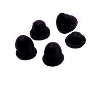 ESD Fingercots  Black   Medium B6842