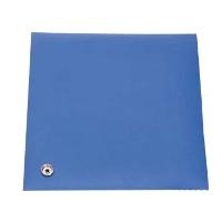ESD Table Mat  Rubber 2 Layer   Blue B613050