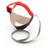 D Ring Heel Grounder  Red w 1 Meg B7529