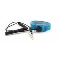 Wrist Strap Set 12  Cord 7mm Blue Band B9024