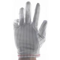 ESD Lint Free Gloves   Medium B6852