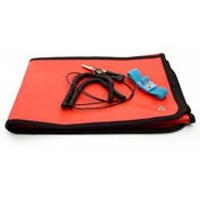 Red Field Kit w Wrist Strap   24  x 24 B1724