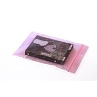 ESD Bags  Pink Zip Top   12  x 12 B161212Z