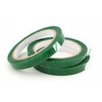 ESD Green Stripe Tape   1 2  x 216 B1653GS