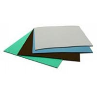 ESD Table Mat  Rubber  3 Layer   Gray B3423