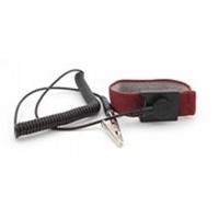 Adjustable Wrist Band  Burgundy B96138