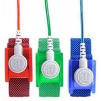 Gem Emerald Adjustable Wrist Strap Set B9958
