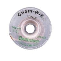 Chem Wik  Rosin Flux Desoldering Braid 7 5L