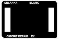 Circuit Frame  Blank  Tin CBLANKAS