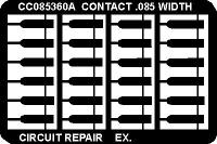 Circuit Frame  Contacts  085  x  360 CC085360AG