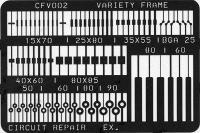 Circuit Frame  Variety CFV002AS
