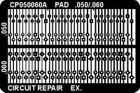 Circuit Frame  PTH Pads  050    060 CP050060AS