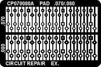 Circuit Frame  PTH Pads  070  x  080 CP070080AS