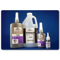 Titan 7222 Threadlocker  250 ml 7222 250ML