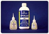 Apollo 2025 Adhesive  454gm Bottle 2025 454GM