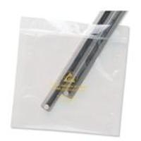 Clear ESD Zip Bag  5 x8   100 Pack 13881