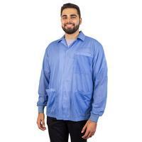 Statshield Jacket  Cuffs  Blue  L 73760
