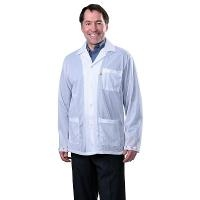 Statshield Jacket  Snaps  White  4XL 73827