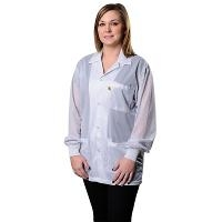 Statshield Jacket  Cuffs  White  6XL 73839