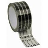 ESD Clear Tape Symbols 2 x72yd 3  Core 81230