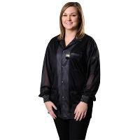 Statshield Jacket  Cuffs  Black  S 73861