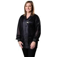 Statshield Jacket  Cuffs  Black  L 73863