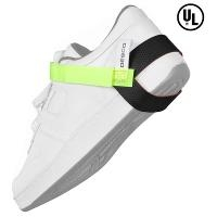 Heel  Foot Grounder  Lime Green Strap 07599